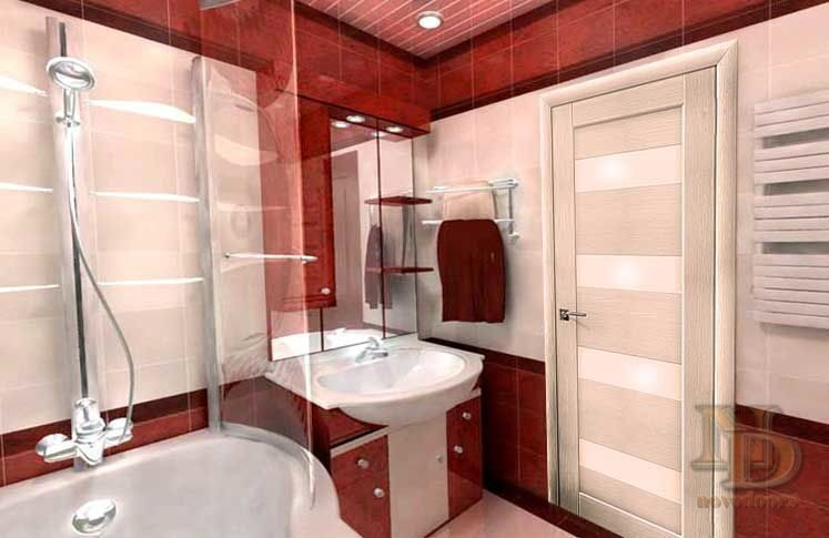 штора в ванную купить в москве